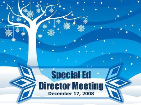 Special Ed Director Meeting December 17, 2008. Agenda SSEM Statistics/Facts October Follow Up Forms Release SSEM 5.1 Release Current Issues/Questions.