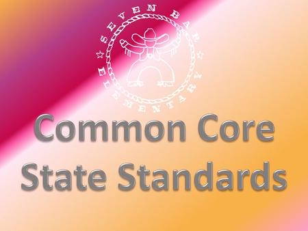 Standards help teachers ensure their students have the skills and knowledge they need by providing clear goals for student learning. Common standards.
