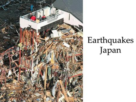 Earthquakes Japan. Magnitude 8.9 NEAR THE EAST COAST OF HONSHU, JAPAN Friday, March 11, 2011 at 05:46:23 UTC Japan was struck by a magnitude 8.9 earthquake.