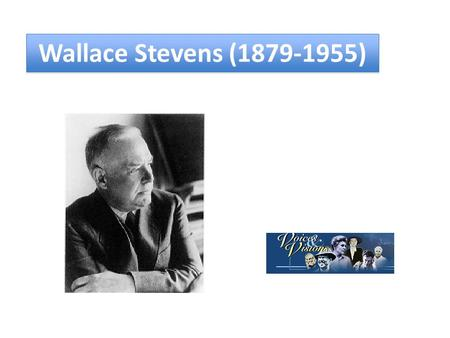 an introduction to the life and works of wallace stevens Npr coverage of the collected poems of wallace stevens by wallace stevens   first published in 1954, reflects the poet's deep engagement in art and life.
