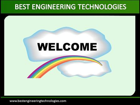 Www.bestengineeringtechnologies.com. BEST ENGINEERING TECHNOLOGIES (An ISO 9001:2008 Certified Company) Plot No.69/A, 5-9-285/13, Rajiv Gandhi Nagar,