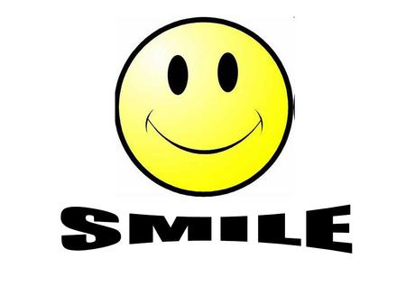 Smiling is a great way to make yourself stand out while helping your body to function better.