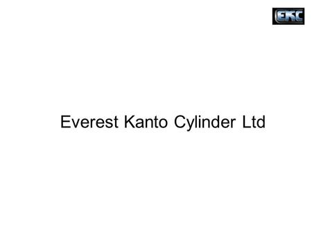 Everest Kanto Cylinder Ltd