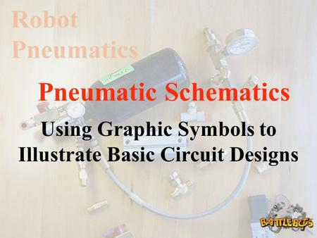 Using Graphic Symbols to Illustrate Basic Circuit Designs