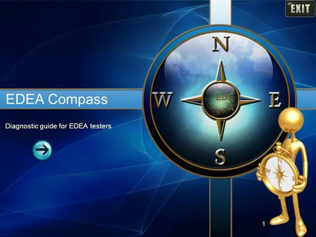 EDE A EDEA Compass Diagnostic guide for EDEA testers 1.