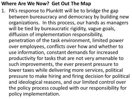 what is the conflict between bureaucracy and democracy The tension between democracy and bureaucracy has bedeviled reconciling public administration and democracy: as a guide toward a resolution of this conflict.