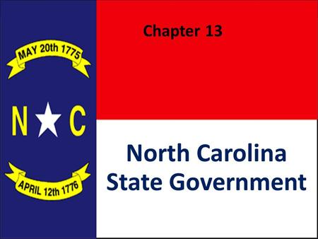 North Carolina State Government