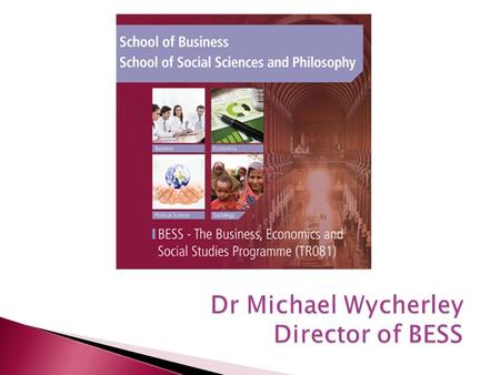 Business Economics Political Science Sociology.