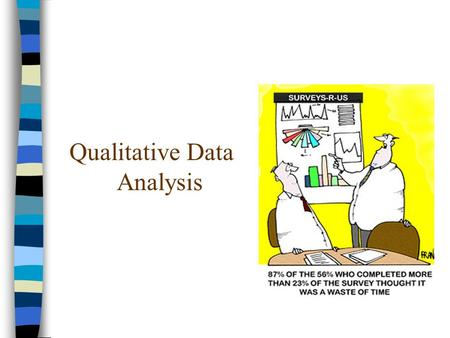 Qualitative Data Analysis Cartoon Qualitative Data Analy...