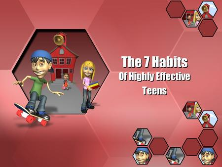 The 7 Habits Of Highly Effective Teens Of Highly Effective Teens.