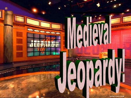 Jeopardy Review Jeopardy Review 100 200 100 200 300 400 500 300 400 500 100 200 300 400 500 100 200 300 400 500 100 200 300 400 500 Gothic Arch Important.
