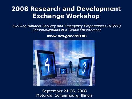 Telecommunications and Electric Power Interdependency Task Force (TEPITF) The President's National Security Telecommunications Advisory Committee 2008.