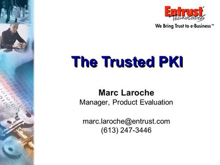 Manager, Product Evaluation