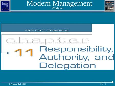 authority and responsibility relationship in management