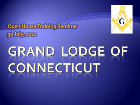 Grand Lodge of Connecticut