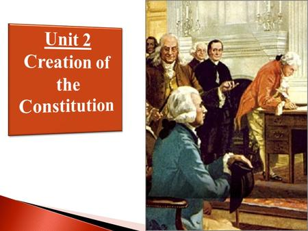  How did the Framers create the Constitution?  Lesson 8: What were the Articles of Confederation, and Why Did Some Founders Want to Change Them? 