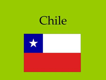 Chile. Faces of Chile Chile's Population & Geography Population: 16,284,741 Situated south of Peru and west of Bolivia and Argentina, Chile fills a narrow.
