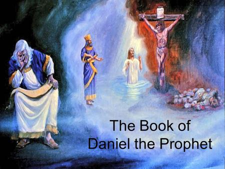 "The Book of Daniel the Prophet. DANIEL 10-12 Amazing Panoramic History Part 5 'The Latter Days' ""Surely the Lord GOD will do nothing, but he revealeth."