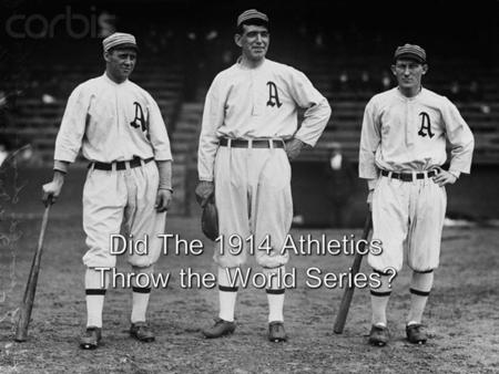 Controversies in Baseball Steroids Gambling The 1919 Black Sox.