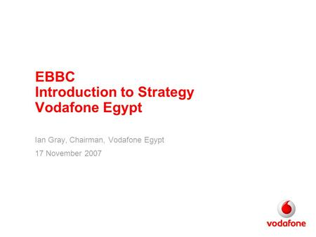 introduction of vodafone company Business change and introduction of shared services capabilities and driving innovation across the vodafone business vodafone has achieved its current global scale evo vodafone digital transformation program keywords.