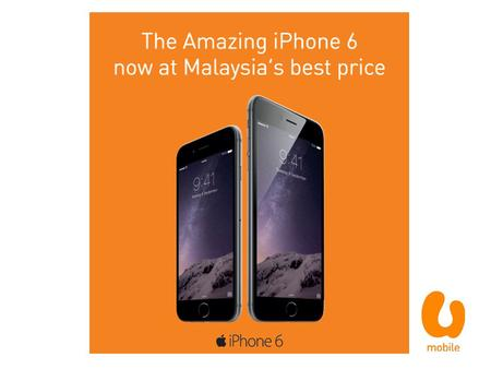 Barrier To Owning an iPhone High Entry Cost iPhone 6 (16GB): RM2,399 RM2,549 !!! Contract Lock In Tied to Operator for 12 to 24 months contract Subsidised.