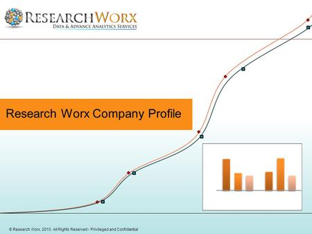 © Research Worx, 2013. All Rights Reserved - Privileged and Confidential Research Worx Company Profile.