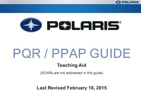 Teaching Aid Last Revised February 18, 2015