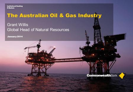 Lng In Australia And The Emerging Roll Of Csm 2 The