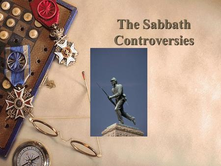 The Sabbath Controversies. 27/04/2015Teaching of Jesus - Jesus and the Law2 Introduction  The controversies were mostly with the Pharisees  Some major.