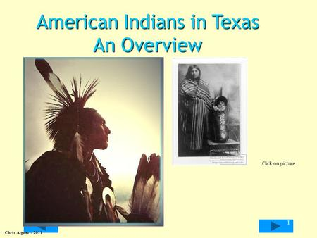 American Indians in Texas