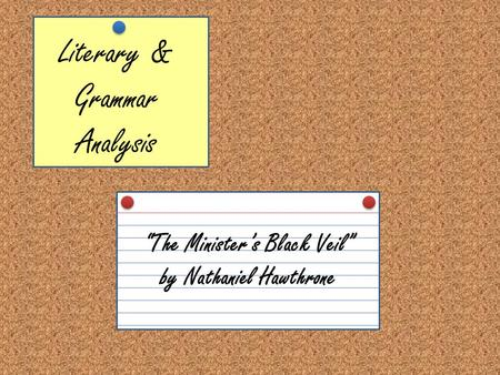 "an analysis of the elements of puritanism in the scarlet letter and young goodman brown by nathaniel Puritans, rationalists, and 6 blooms questions for ""young goodman brown"" reaction writing to the punishments in the scarlet letter puritan review for exam."