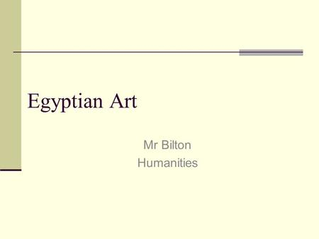 Egyptian Art Mr Bilton Humanities. Narmer Palettte.