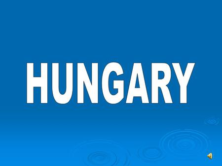 Location of Hungary THE HUNGARIAN FLAG HUNGARY.