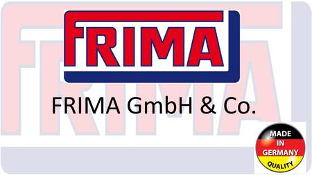 FRIMA GmbH & Co.. Machinery FRIMA Machines include fully automatic systems to produce cement & fly ash products. Machine systems use state of the art.