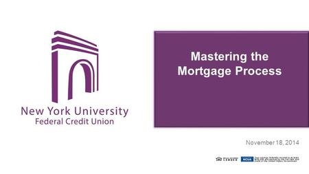 Mastering the Mortgage Process
