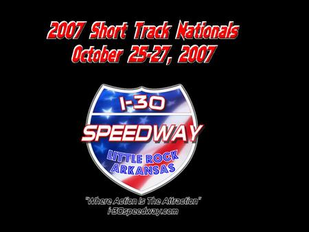 GROUNDPOUNDING NON-STOP EXCITEMENT 125+ MPH SPEEDS 100 SPRINT CAR TEAMS 10,000 AVID RACE FANS UNLIMITED MARKETING POTENTIAL THIS IS THE...