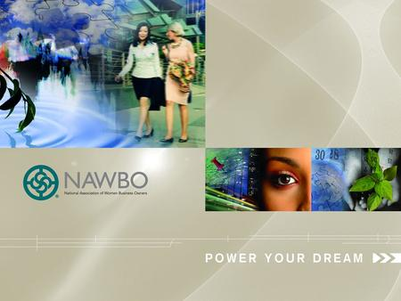 1. Using NAWBO Chapter Administrator Tools and Reports Once you have logged on to www.nawbo.org you will be directed to the Member Main Menu.www.nawbo.org.