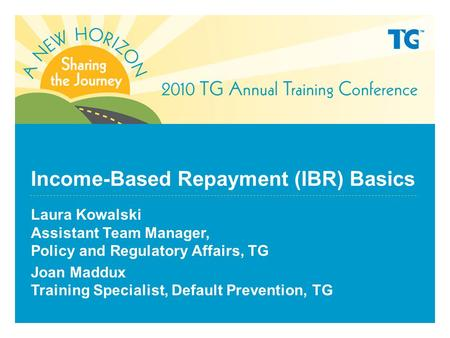IncomeBased Repayment Ibr Plan Application Guide April