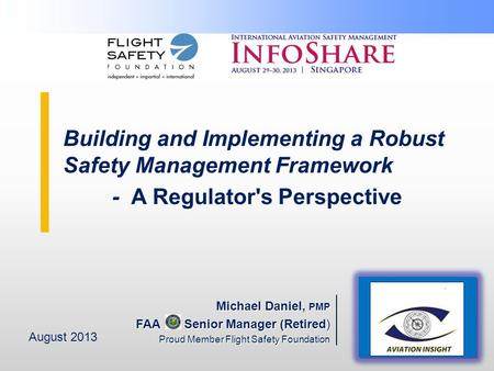 Building and Implementing a Robust Safety Management Framework