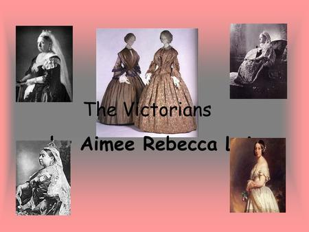 The Victorians by Aimee Rebecca Lai. The population of Victorian people was about from 13.897 million in 1831 to 32.528 million in 1901 When a woman walked.