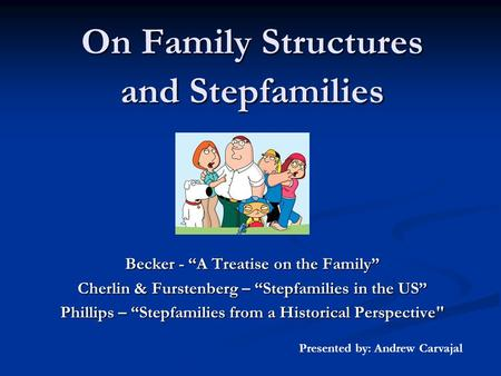 blended families in todays society Definition of 'blended families' and other euphemisms – our online dictionary has 'blended families' and other euphemisms information from family in society.