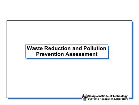 Assessment of pollution caused by tannery waste