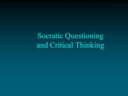 critical thinking defined webster Diane f halpern defined critical thinking as an attempt to increase the probability of a desired critical of psychology's definition of critical thinking at.