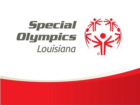 Special Olympics was founded in 1968 by Eunice Kennedy Shriver. Louisiana had 11 athletes from Belle Chasse State School participate in athletics & swimming.