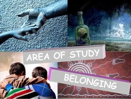 Belonging perspective essay