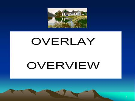 1 2 OVERLAY: An account established annually to fund anticipated property tax abatements, exemptions and uncollected taxes in that year.fundabatements.