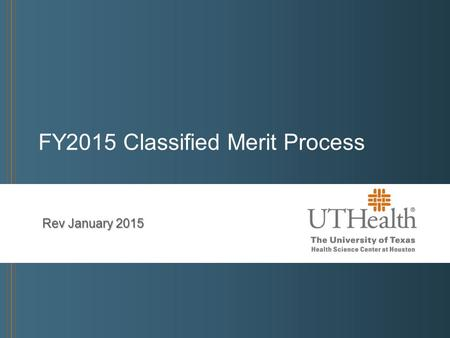 FY2015 Classified Merit Process Rev January 2015.