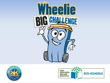 Wheelie's Workshop learn and think Wheelie Big Actions research and act Wheelie Big Competition report, display and win!