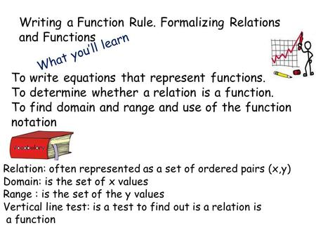 What is a Function?