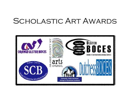 Scholastic Art Awards.